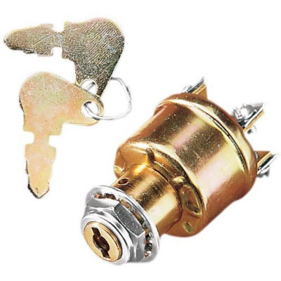 Ignition Switch W/ Off/on/start