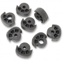 Replacement Rubber Large For Soft-ride Footpeg