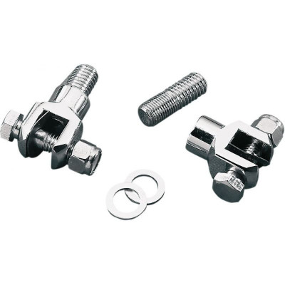 Passenger Footpeg Relocation Kit W/ Clevis