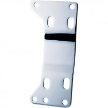 Transmission Mounting Plate Chrome
