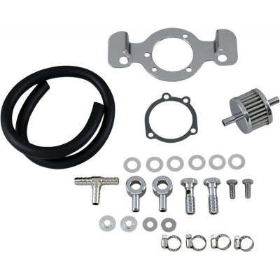 Crankcase Breather/support Bracket Kit