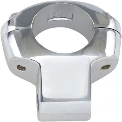 "Miller's Mirror Clamp 1"" Chrome"