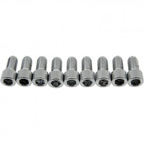 Socket-head Bolt 3/8-16x0.75 Smooth Chrome