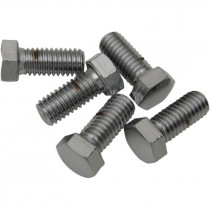 Hex-head Bolt 7/16-14x1.25 Chrome