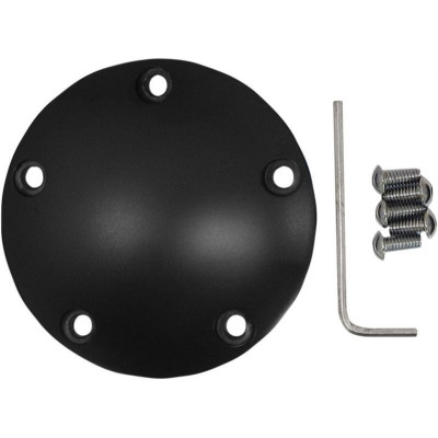 Point Cover Flat Black 5-hole