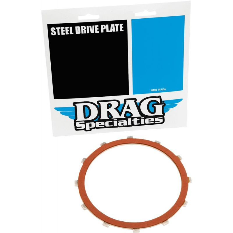 Outer Clutch Friction Plate Kit Organic