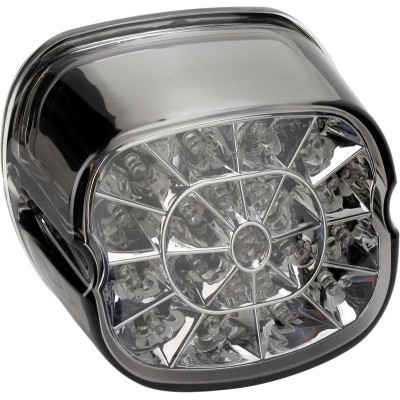 Taillight Web Led Smoke Lens W/ Bottom Taglight