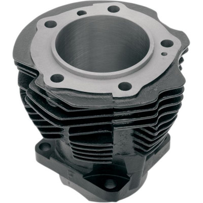 Replacement Cylinder Panhead 1200 Front Black