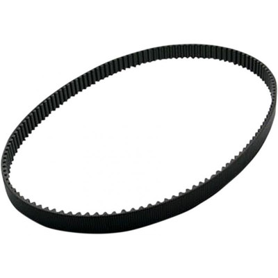"""Belt,secondarydrive,128tooth,1.5"""",carbon"""