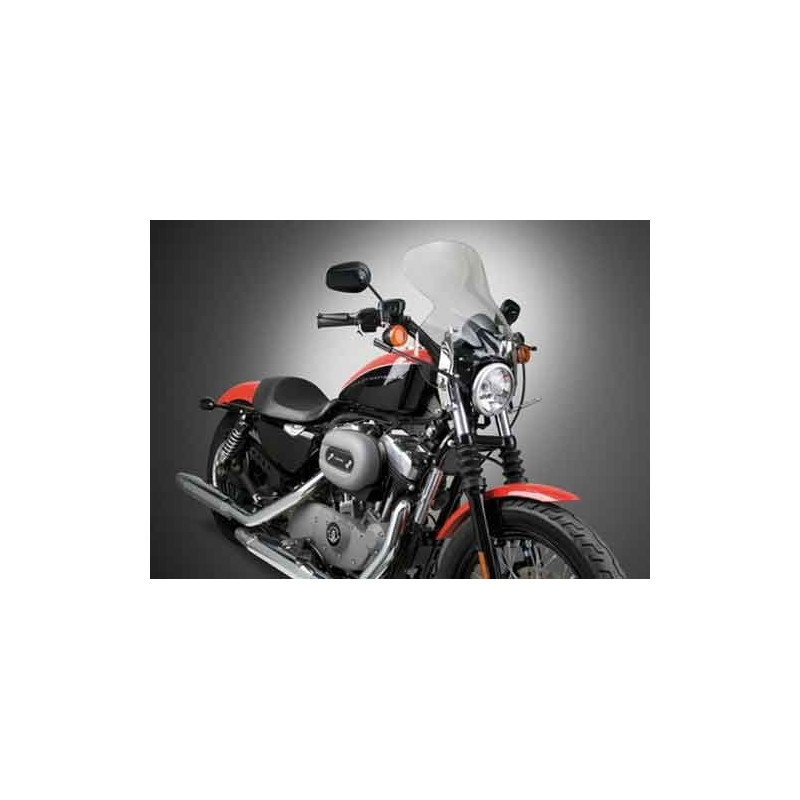 Pare-Brise Stinger National Cycle Clair Dyna 91/05, Sportster XL