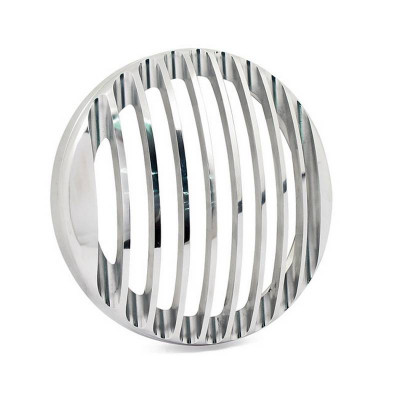"Grille de Phare 5-3/4"" Rough Crafts Poli"