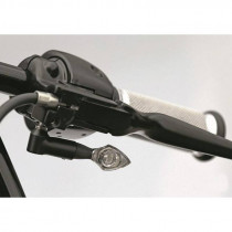 Supports de Clignotants Thunderbike Mini M8 Noir Sportster XL
