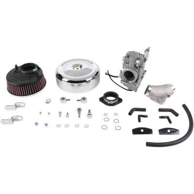 Kit Complet Carburateur Mikuni HSR42 Dyna Softail Touring 99/06