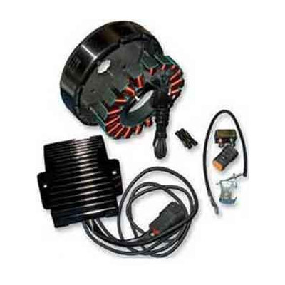 2112-0406 KIT ALTERNATEUR + REGULATEUR FXST / FLST / 2007