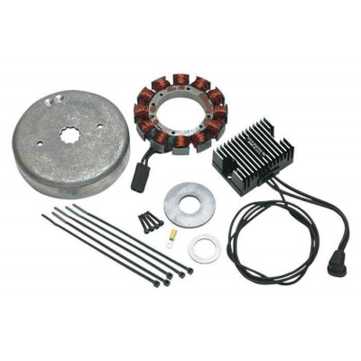 DS-195215 KIT ALTERNATEUR + REGULATEUR FXST / FLST 1984 / 1999
