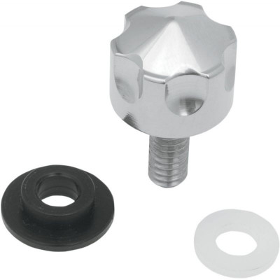 Seat Mount Knob Rear Six-shooter Stainless Steel Natural