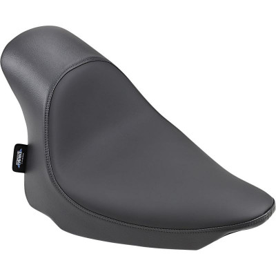 Seat Standard Front Smooth Vinyl Black