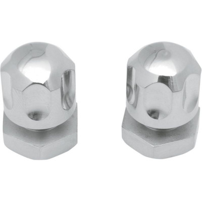 Mounting Nut Six-shooter Stainless Steel Natural