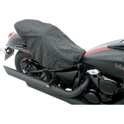 Rain Cover Without Backrest Polyester Black