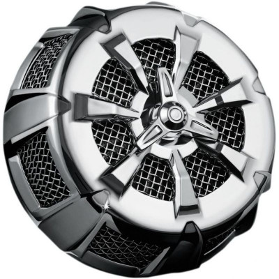 Mach 2 Air Cleaner Chrome