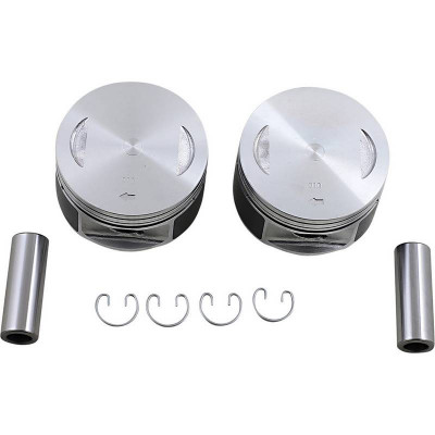 "Kit Pistons Standard 3.75"" +0.010"" Dyna Softail Touring 99/06"
