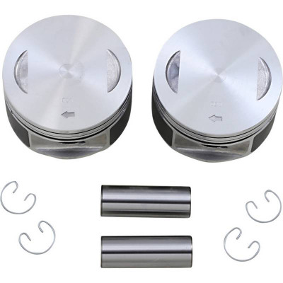 "Kit Pistons Standard 3.75"" +0.020"" Dyna Softail Touring 99/06"