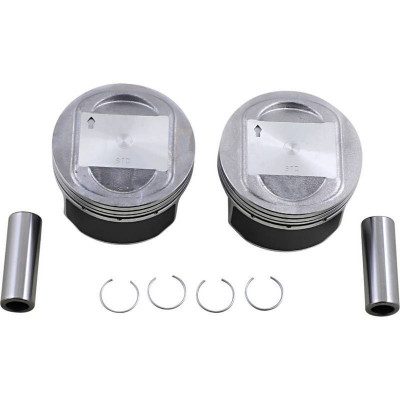 "Kit Pistons Big Bore +0.005"" Dyna Softail Touring 99/06"