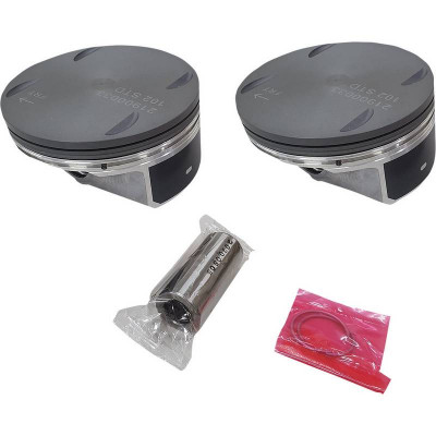 "Kit Pistons Standard +0.010"" Milwaukee-Eight 107"