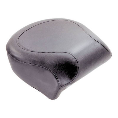 Pouf Passager Mustang Wide Touring Noir Dyna 06/17