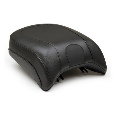 Pouf Passager Large Vintage Mustang Softail Deluxe 05/17