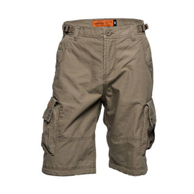 Short Homme Jesse James Industry Khaki
