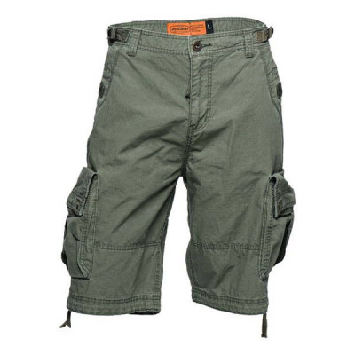 Short Homme Jesse James Industry Olive
