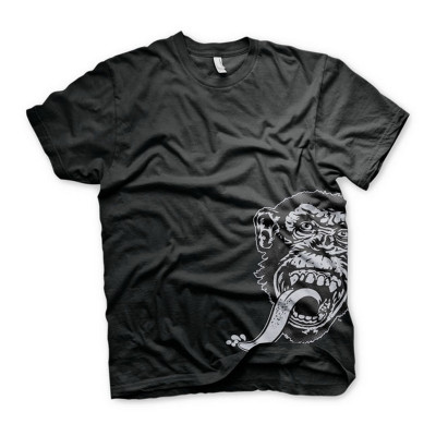 Tee-shirt Gas Monkey Noir Sidekick M