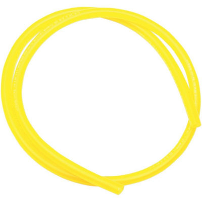 """Motion Pro Fuel Line Low Permeation Yellow 5/16"""" Id X 3' L"""