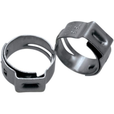 Stepless Hose Clamps 10.8 -13.3 Mm