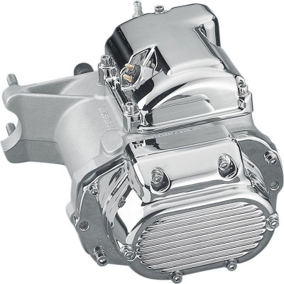 Transmission Assembly 5-speed In 4-speed Case Polished