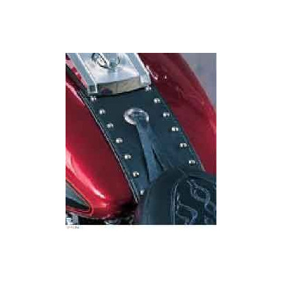 7810 TANK PANEL CUIR SADDLEMENT HARLEY SOFTAIL FXST / FLST 1984 / 1999