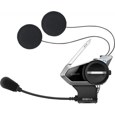 Système de Communication Bluetooth 50S SENA Single Noir
