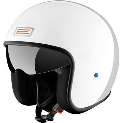 casque Jet Sprint blanc brillant
