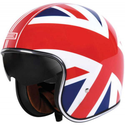 Casque Jet Sprint Union Jack
