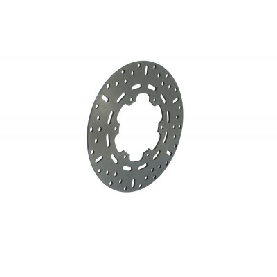 Brake Rotor Fixed Round Rear