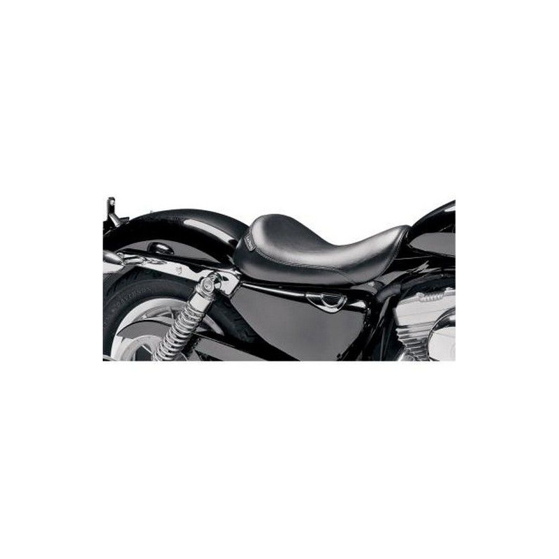 selle silhouette solo harley sportster xl 2004 2006 2010 2013 prix reduits bigtwincity com. Black Bedroom Furniture Sets. Home Design Ideas