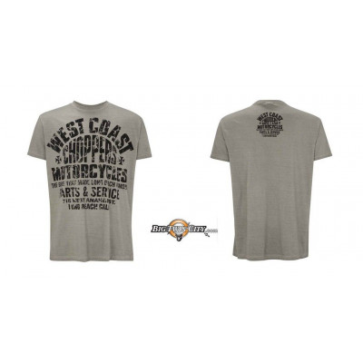 "Tee-Shirt West Coast Choppers "" Dealer """