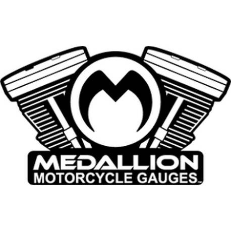 Medallion Motorcycle Gauges